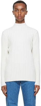 Séfr Off-White Wool Jay Turtleneck