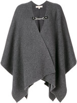 MICHAEL Michael Kors plain cape