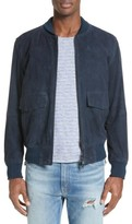 Men's Levi's Made & Crafted(TM) Suede Bomber Jacket