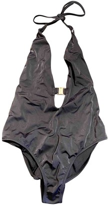 L'Agent by Agent Provocateur Black Polyester Swimwear