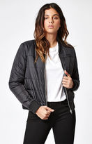 rhythm Zennor Quilted Bomber Jacket