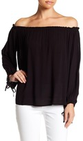 Jessica Simpson Adel Off-the-Shoulder Blouse