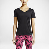 Nike Legend 2.0 V-Neck Women's Training T-Shirt