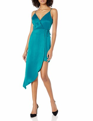 BCBGeneration Women's Side TIE Cocktail Dress