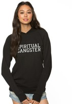 Spiritual Gangster Varsity Pullover Sweatshirt