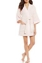Kate Spade Plush Terry Wrap Robe