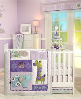 Carter's Zoo Collection 4 Piece Crib Bedding Set