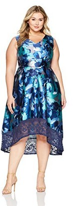 Sangria Women's Plus Size Wbyc329