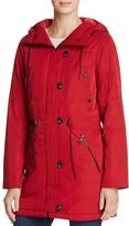 Andrew Marc Chrissy Luxe Rain Jacket