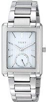 DKNY Women's NY2623 Gershwin Silver Watch