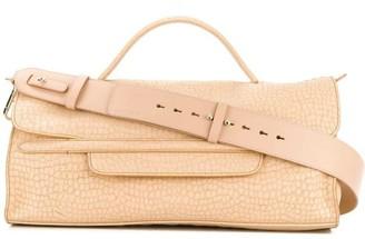 Zanellato Nina textured tote bag