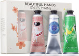 L'Occitane L'Occitane Beautiful Hands Hand Cream Trio