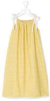 Babe And Tess - checked dress - kids - Cotton - 3 yrs