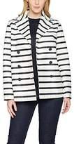 Gant Women's O1. Maritime Pea Coat,M