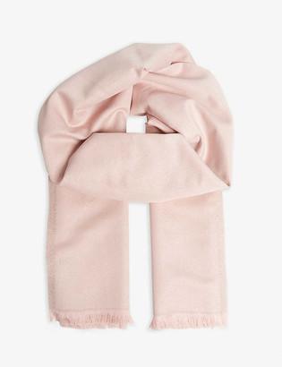 Ted Baker Woven glitter scarf