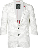 Loveless - classic blazer - men - Cotton/Polyurethane - 1