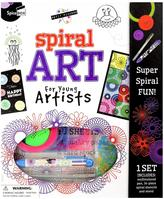 Very SpiceBox Spiral Art