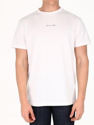 Alyx Logo T-shirt White