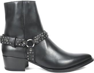 Amiri Studded Boots