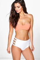 Boohoo Lyon Mix And Match Underwired Bikini Top