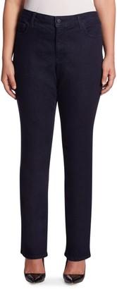 Nydj, Plus Size Straight-Leg Jeans