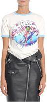 Jeremy Scott Pin-up Print T-shirt
