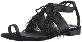 Jaggar Women's COMPEL Open Toe Flat Gladiator WRAP Sandals Sandal