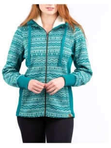 Nordic Liv Outdoor Hooded Sweater
