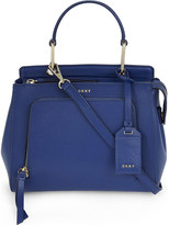 DKNY Bryant Park Saffiano leather shoulder bag