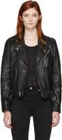 BLK DNM Black Classic 1 Biker Jacket