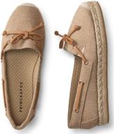 Prince & Fox Espadrille Boat Shoe