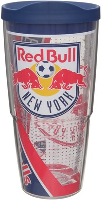 Tervis Clear New York Red Bulls 24oz. Tumbler with Lid