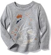 Old Navy Graphic Boat-Neck Tee for Toddler