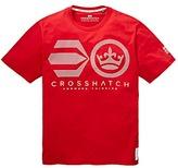 Crosshatch Crossout T-Shirt