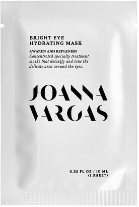 JOANNA VARGAS Bright Eye Hydrating Mask 5 Pack in | FWRD