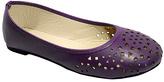 Purple Laser-Cut Flat