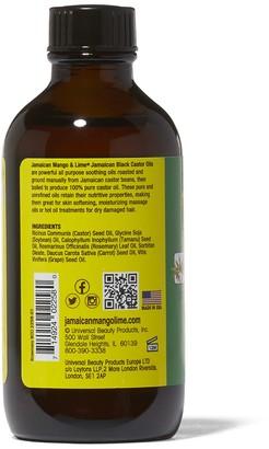 Jamaican Mango & Lime Rosemary Black Castor Oil