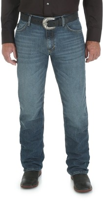 Wrangler Men's Size Tall 20X Cool Vantage Competition Slim Fit Jean