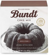 Williams-Sonoma Williams Sonoma Devil's Food Bundt® Cake Mix