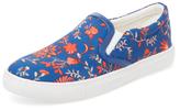 Sam Edelman Floral Slip-On Sneaker