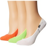 New Balance N4000 Lifestyle No Show Liner 3-Pair Pack No Show Socks Shoes