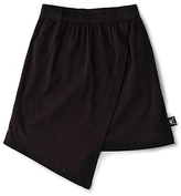 Nununu Envelope Skirt in Black. - size 2/3T (also in 3/4T,4/5T)