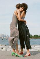 Mara Hoffman Button Side Culottes