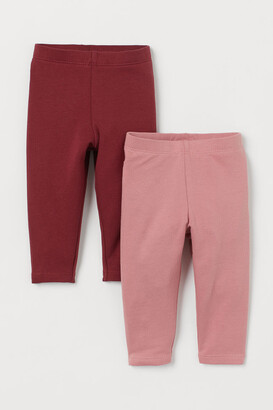 H&M 2-Pack Sweatshirt Leggings