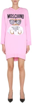 Moschino Hooded Dress
