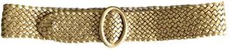 Ralph Lauren Gold Leather Belts