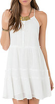 O'Neill Malinda Woven Tiered Trapeze Dress