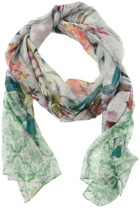 Innovare Made in Italy Innovare Made in Italy Taj Floral Scarf