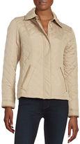 Weatherproof Quilted Jacket