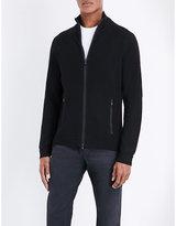 Polo Ralph Lauren Stand-collar Wool-blend Cardigan